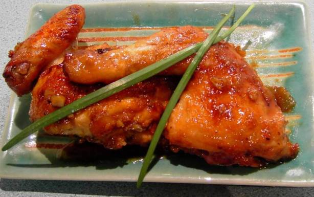 maple leaf chicken wing sauce how to cook
