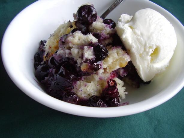 Blueberry Cobbler Recipe - Food.com