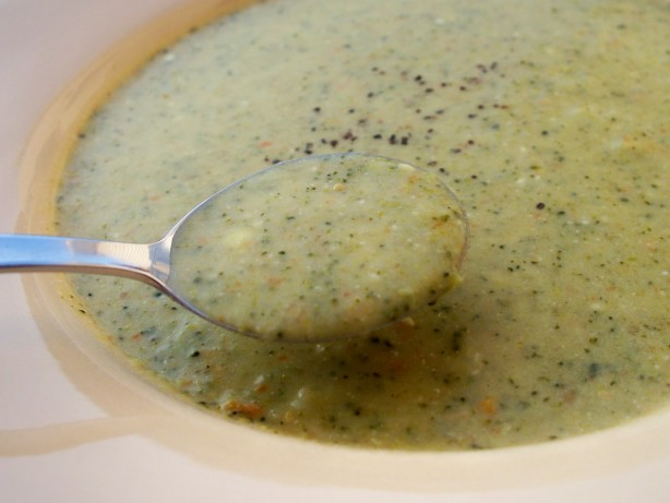 Curried Cream Of Broccoli Soup Recipe - Food.com