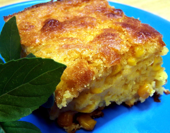 Corn Pudding Recipe - Food.com