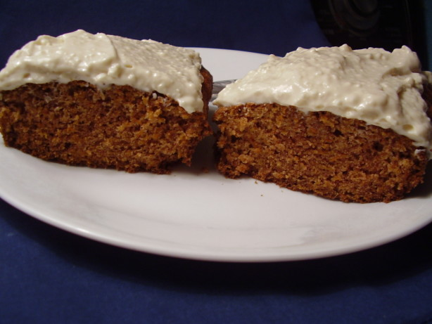 Very Low Sugar Cake Recipes: Low Sugar Carrot Cake Recipe