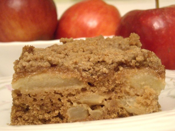 Apple Spice Cake From A Box Mix