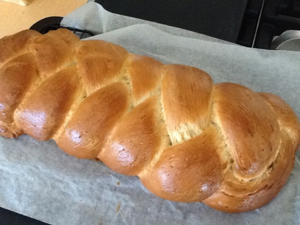 Challah I Braided Egg Bread) Recipe - Food.com