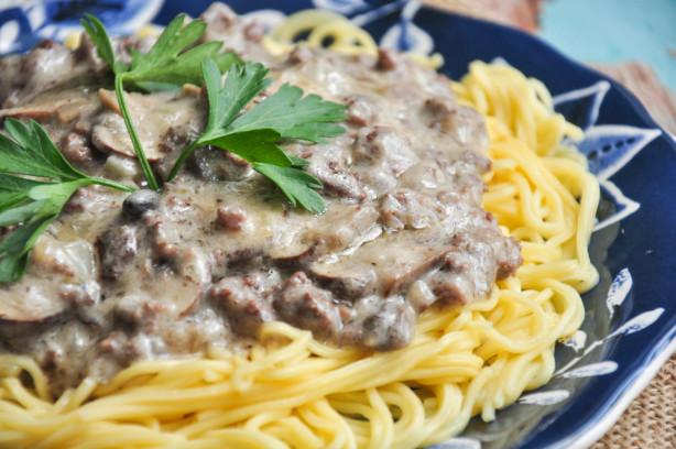 Best Beef Stroganoff Recipe - Food.com