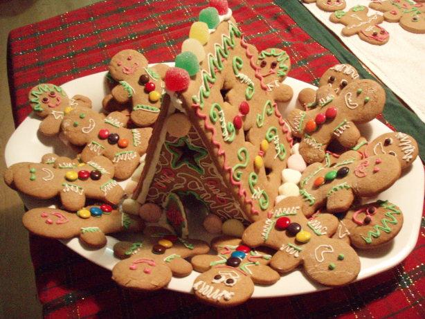food network gingerbread cookies