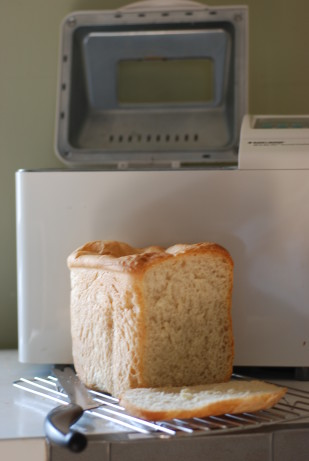 how to make crusty bread in bread machine