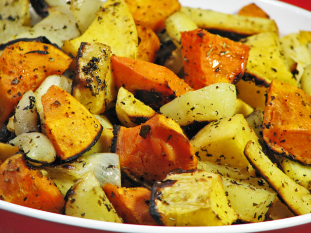 Oven-Roasted Winter Vegetables Recipe - Food.com