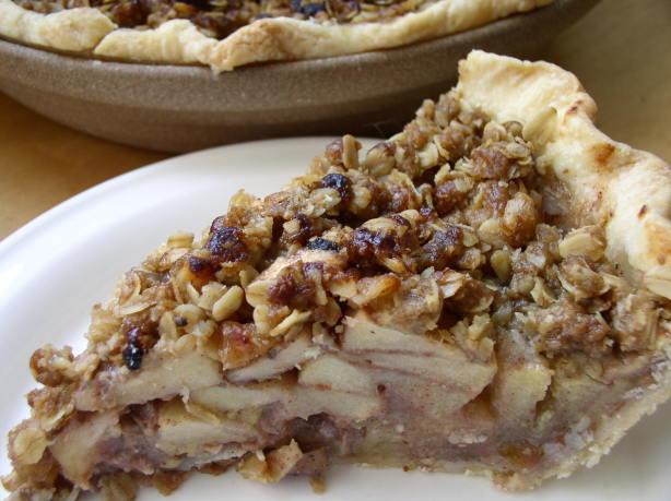 Country Apple Crisp Pie Recipe - Food.com