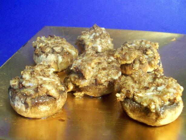 Easy Stuffed Mushrooms Recipe - Food.com
