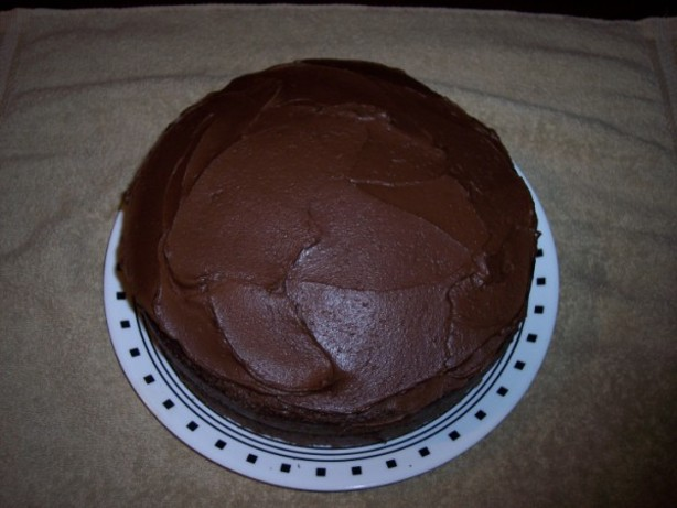 No Cook No Egg No Brains Necessary Chocolate Frosting Recipe - Food ...