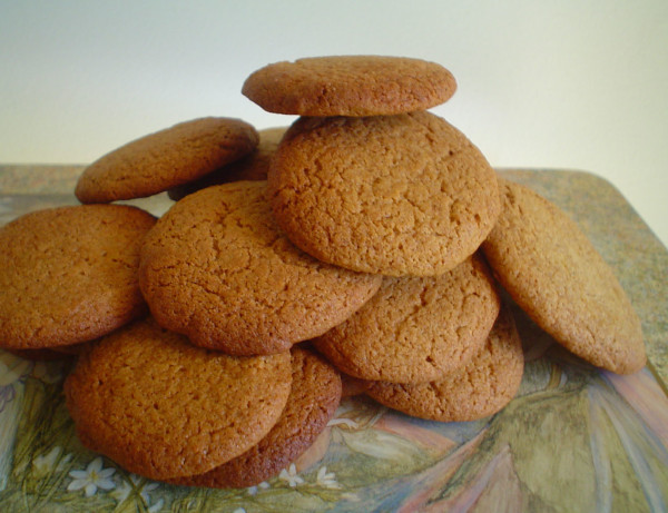 Soft Spicy Molasses Cookies Recipe - Food.com