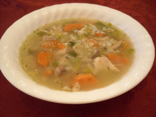 cock a leekie soup recipes