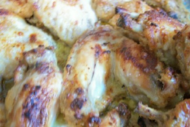 Parmesan Dijon Wings Recipe - Food.com