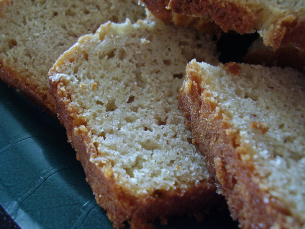 Eggnog Quick Bread Recipe - Food.com