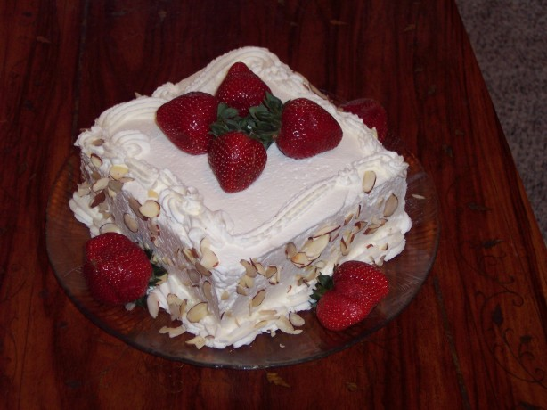 Strawberry Cassata Recipe - Food.com