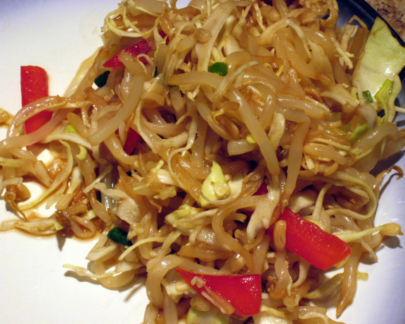 What Is Chinese Food With Bean Sprouts