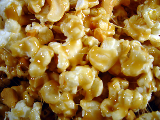 Microwave Caramel Popcorn Recipe - Food.com