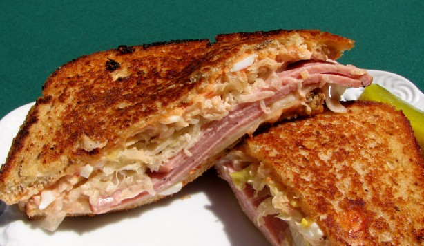 Reuben Recipe Food Network