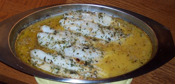 lemon butter sauce for fish recipe