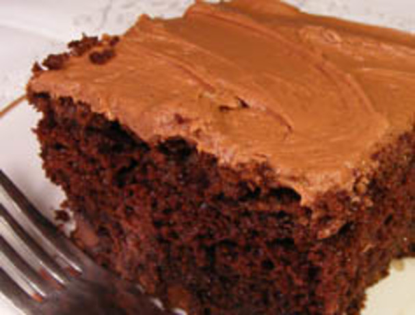Cake Mix Chocolate Mayonnaise Cake Recipe Food Com