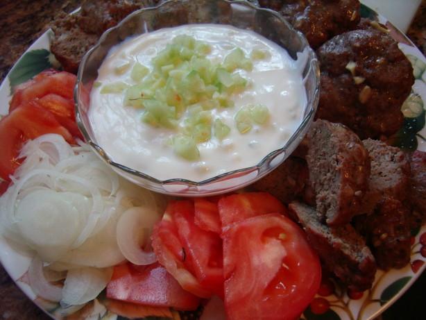 Cucumber Yogurt Sauce For Gyros Recipe - Food.com