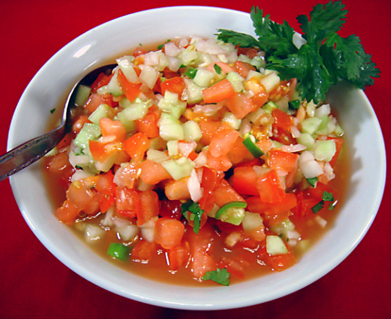 Kachumber - Fresh Tomato, Cucumber, And Onion Relish ...