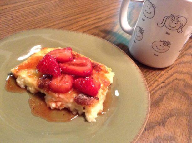 baking pancakes essay