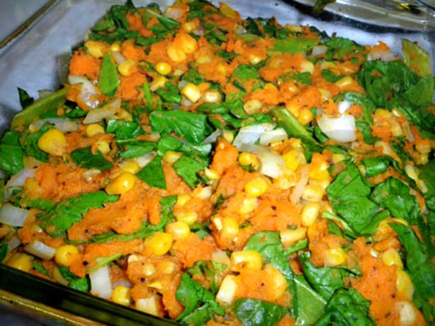 Coconut-Cardamom Sweet Potatoes Recipes — Dishmaps