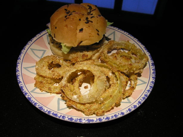Simply The Best Baked Onion Rings! Recipe - Food.com