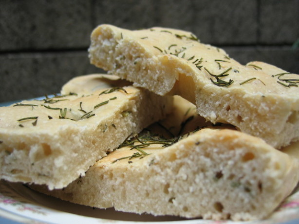 Gluten-Free Grape Focaccia With Rosemary Recipes — Dishmaps