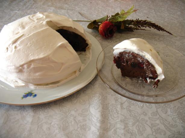 black forest boule de neige recipe food