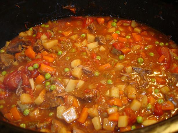 Savory Beef Stew Crock Pot) Recipe - Food.com