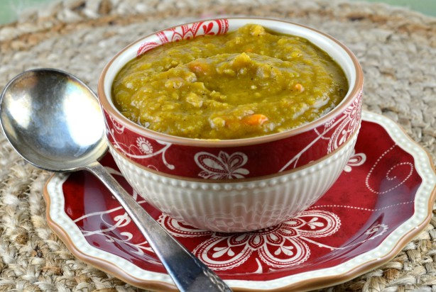 Slow Cooker Split Pea Soup Recipe - Food.com