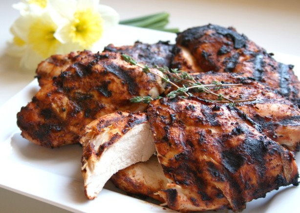 Chicken Breasts With Spicy Rub Recipe - Food.com