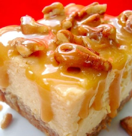 Caramel Pecan Cheesecake Recipe - Food.com