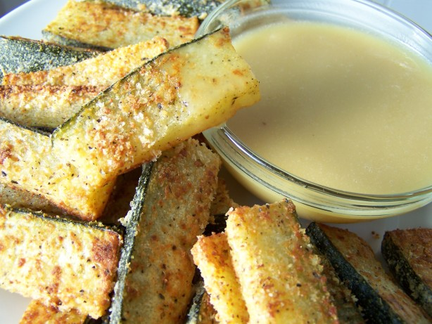 Nats Oven Baked Zucchini Sticks Recipe - Food.com