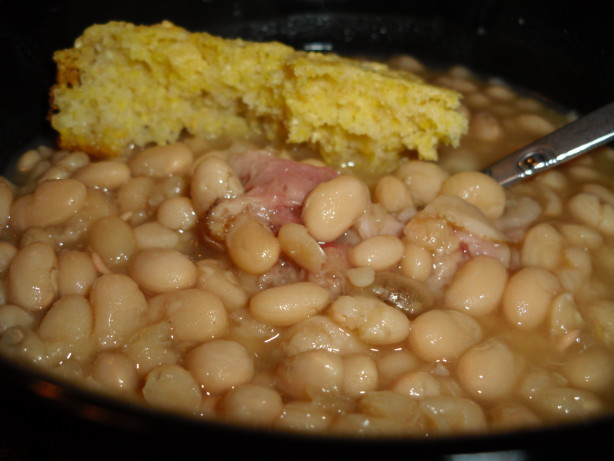 White Bean Soup With Ham Recipe - Food.com