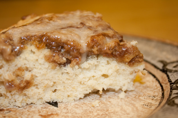 Reduced Fat Bisquick Coffee Cake Recipe