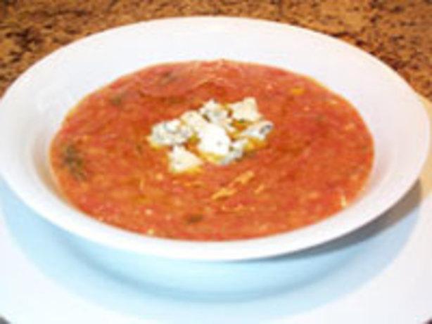Tomato And Bread Soup Recipe — Dishmaps