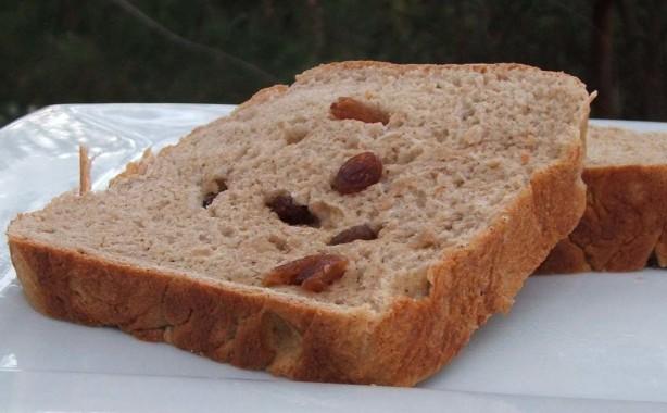 how to make fruit loaf bread