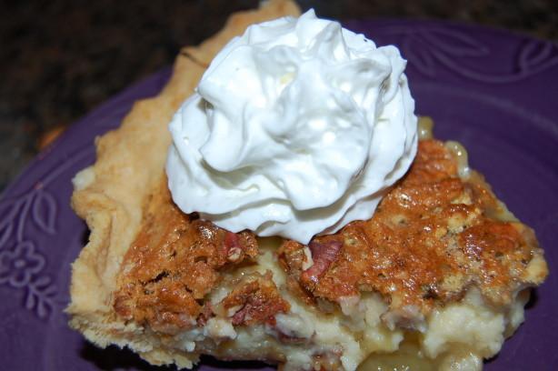 Cream Cheese Pecan Pie Recipe - Food.com
