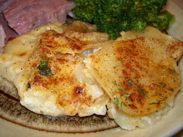 Easy Scalloped Potatoes Recipe - Food.com