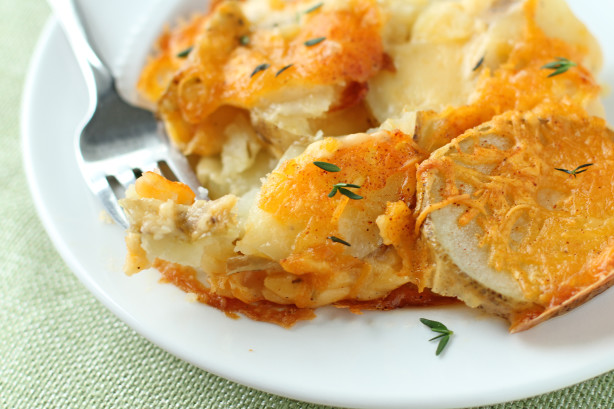 Cheesy Scalloped Potatoes Recipe - Food.com