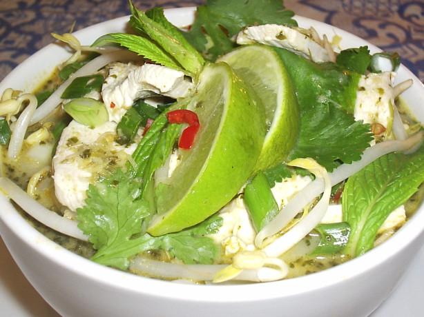 Chicken Laksa Recipe - Food.com