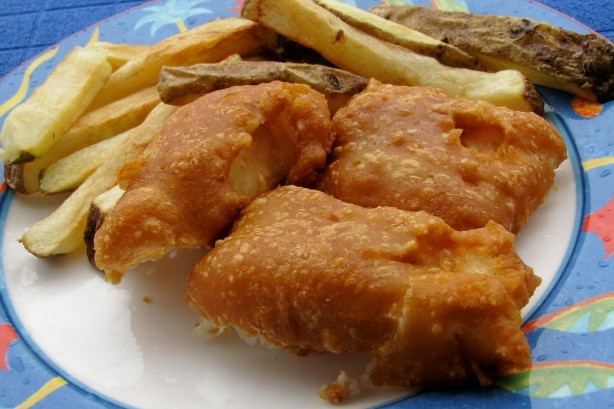 Classic fish and chips recipe for Is cod fish kosher