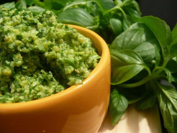 Basil Pesto Recipe - Food.com