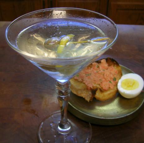 Dirty Martini Recipe - Food.com