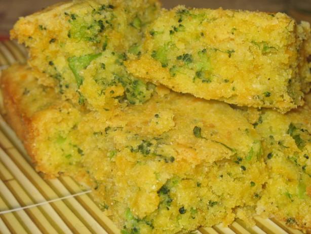 Broccoli Cornbread Recipe - Food.com