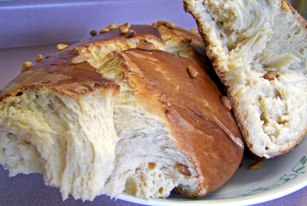 Tsoureki Greek Easter Sweet Bread) Recipe - Food.com
