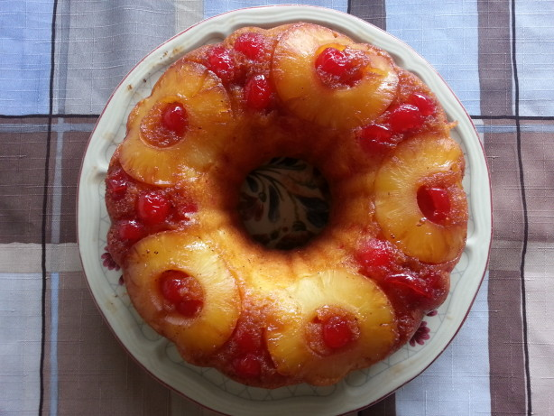 Pineapple Upside Down Cookies Cake Mix